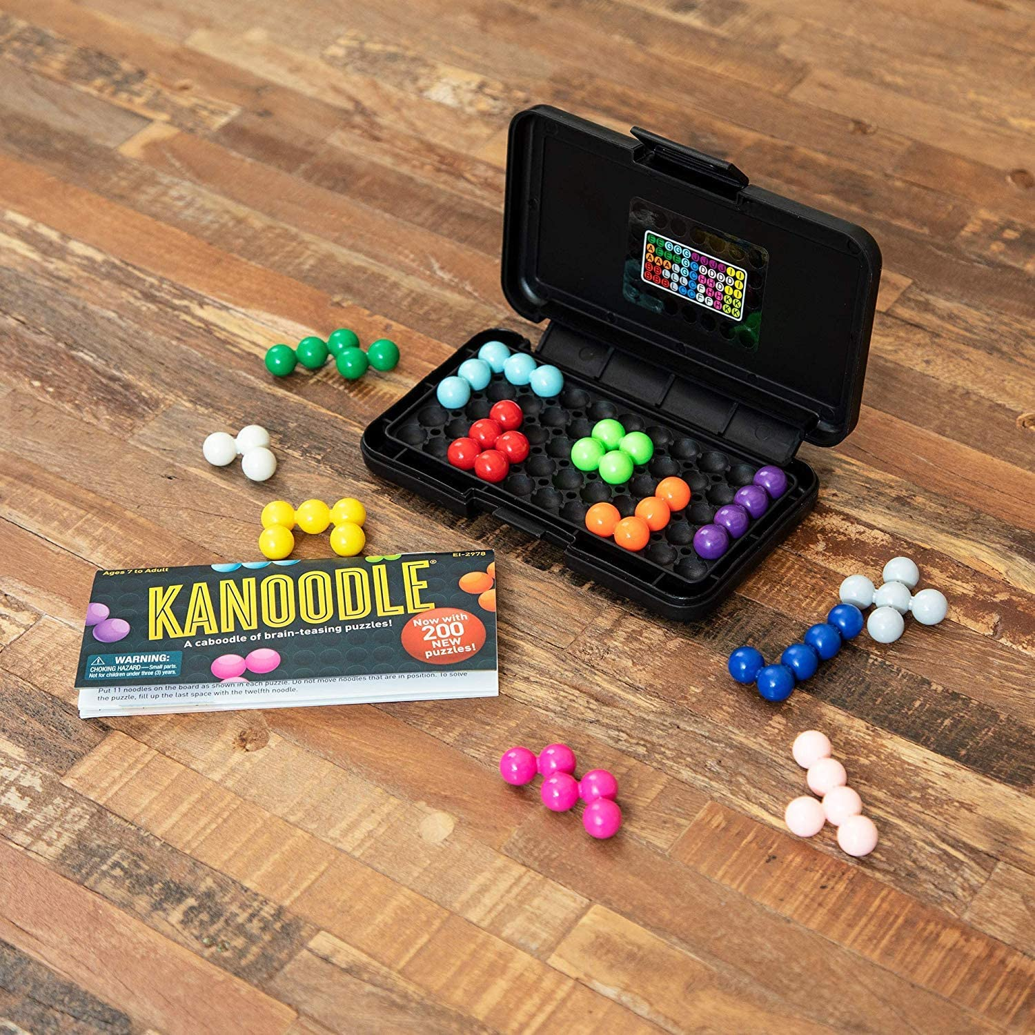 Educational Insights KanoodleBrain Twisting 3-D Puzzle Game for Standard