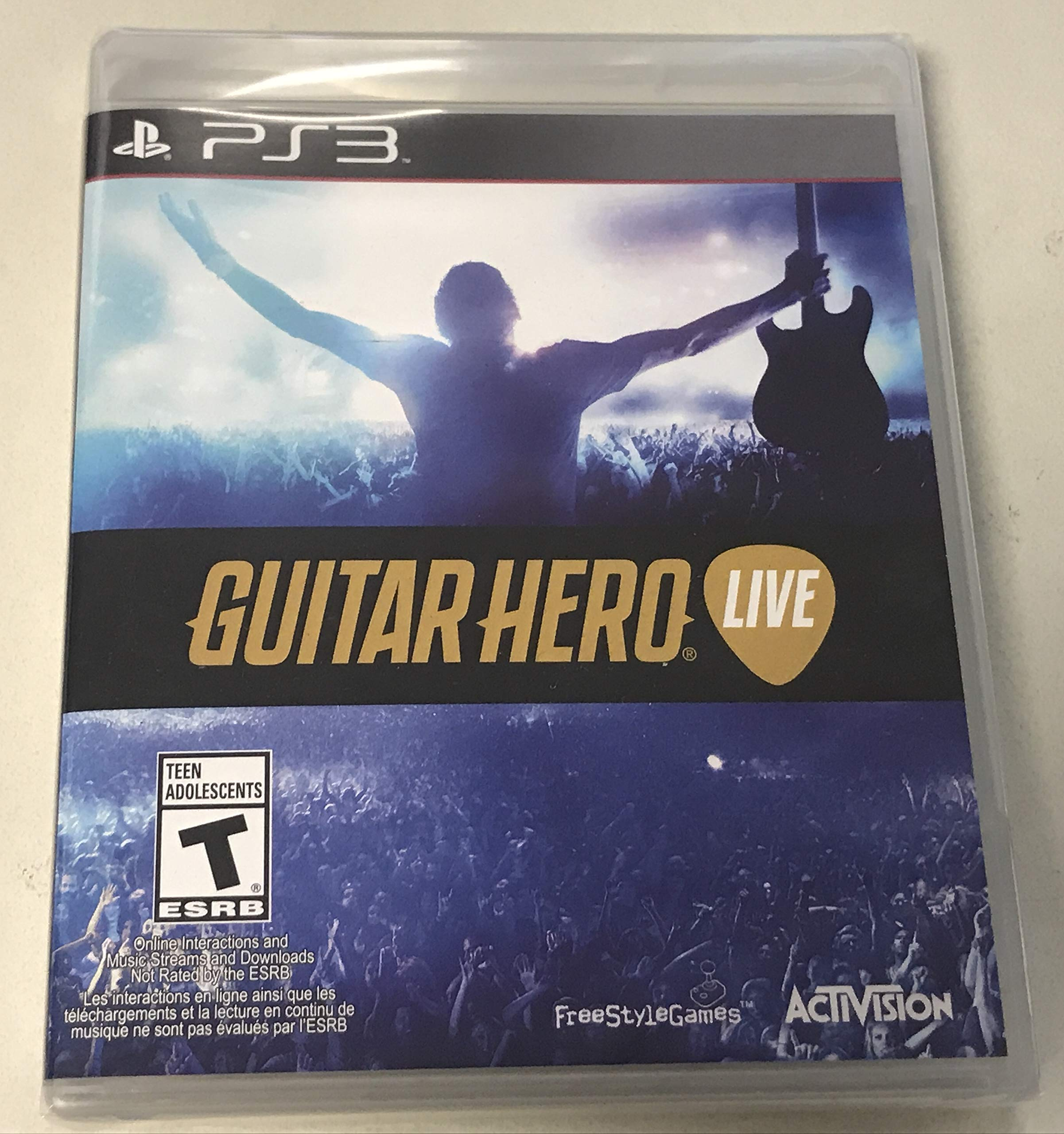 Guitar Hero Live 2 Pack Bundle - PlayStation 3
