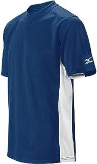 Mizuno Womens Balboa 3.0 Shorts Sleeve Jersey 440443.6091.06.L-P