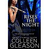 Rises the Night: Victoria Book 2 (The Gardella Vampire Hunters: Victoria)