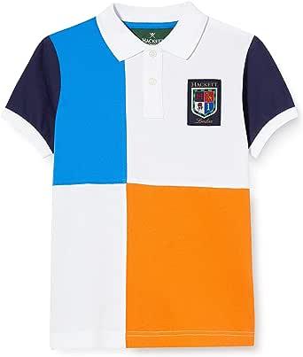 Hackett London Quad B Camisa Polo para Niños