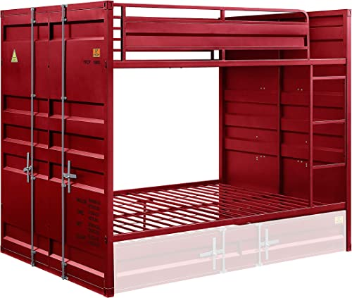 ACME Cargo Bunk Bed Full/Full