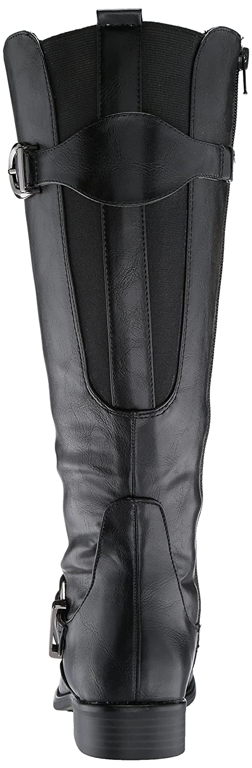 LifeStride Women's Rosaria-Wc Equestrian US|Black Boot B075FVS1XH 8 W US|Black Equestrian Wc fe69fa