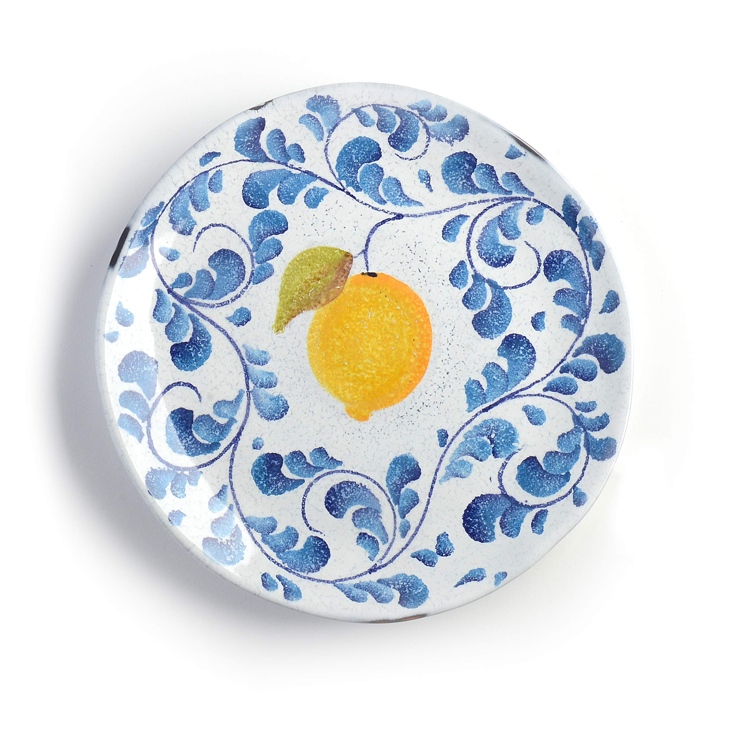Italian Dinnerware - Handmade in Italy from our Amalfi Collection - Salad Plate