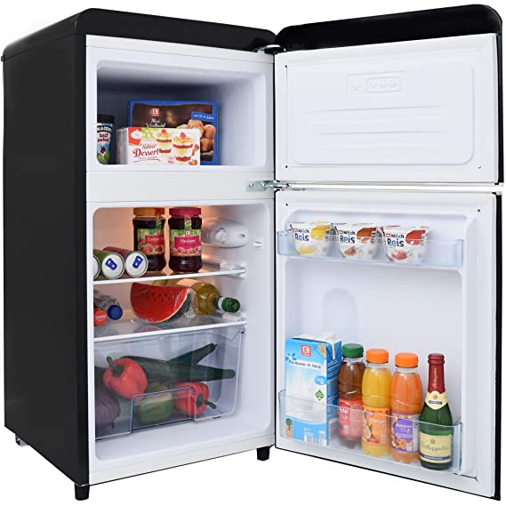 kühlschrank zwei türen