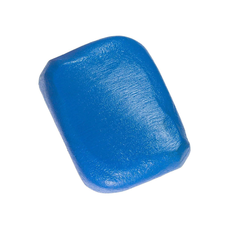 Holzspaltkeil Spalter für Holz Trawomax/® Spaltkeil zum Spalten von Holz - - Drehspaltkeil aus extra gehärtetem Carbonstahl mit hoher Langlebigkeit Spaltgranate Metall, Blau 2 kg