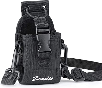 Zeadio Nylon Multi Function Radio Case Holder Msc 20b Elektronik