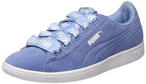 Puma Vikky Ribbon Bold Sneaker Donna Blu Allure Allure 38 EU Scarpe
