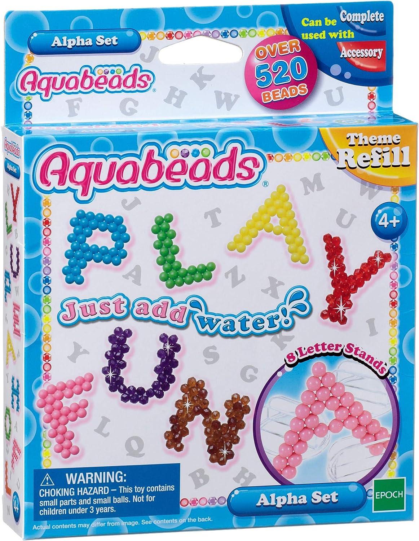 Aquabeads - 79258 - Set Alfabeto: Amazon.es: Juguetes y juegos
