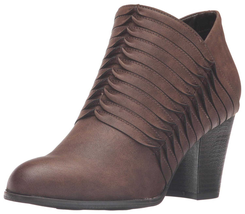 Fergalicious Women's Calhoun Ankle Bootie B01DP33K8C 10 B(M) US|Brown