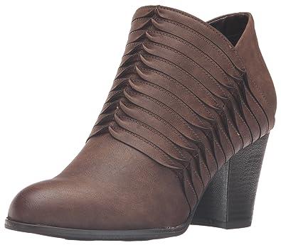 Fergalicious Womens Calhoun Ankle Bootie Brown Size 60