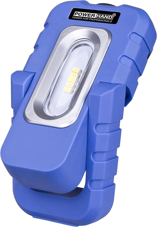 Powerhand 10 smd Batterie Lampe de travail Li-Ion Magnétique Inspection Lampe