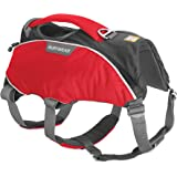 Ruffwear - Web Master Pro Professional Harness for Dogs, Red Currant, Medium