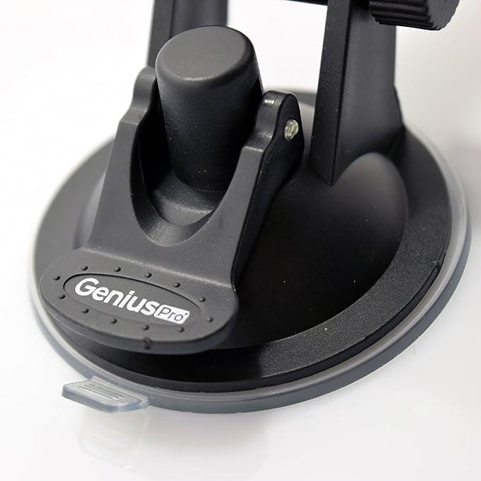 Amazon.com: geniuspro Suction Cup Mount GoPro con adaptador ...