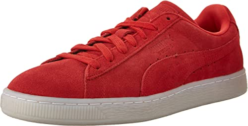 puma suede homme rouge