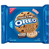 Oreo Sandwich Cookies, Choco Chip, 10.7 Ounce