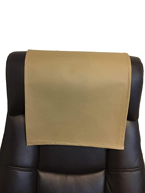 Stupendous Luvfabrics 14 By 30 Inch Camel Champion Faux Leather Vinyl Sofa Loveseat Chaise Theater Seat Rv Cover Chair Caps Headrest Pad Recliner Head Cover Beatyapartments Chair Design Images Beatyapartmentscom