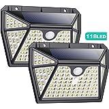 Pxwaxpy Luz solar exterior