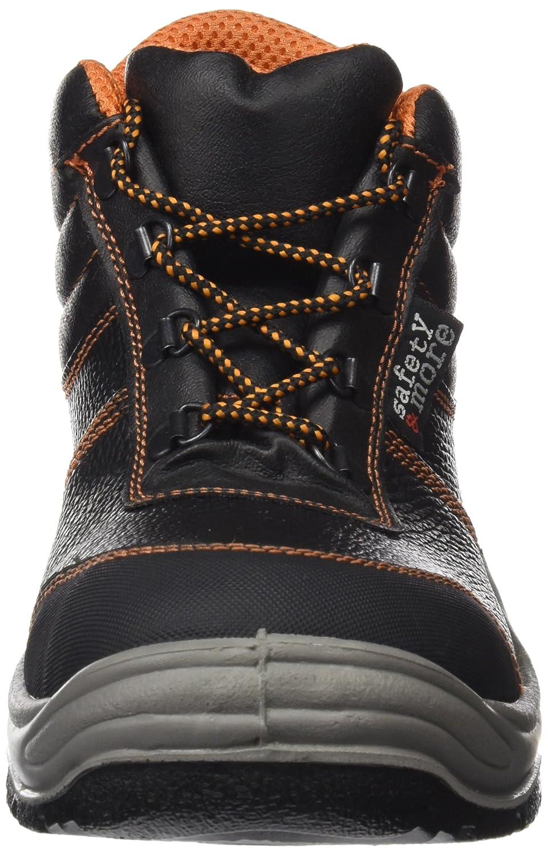 Sicherheitsstiefel S3 2442-0-100-41 Stiefel Gr/ö/ße 42 Farbe: schwarz Stahlkappe- Unisex Schneestiefel /& Stiefel