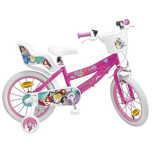 Pik&Roll Princesse Vélo Fille