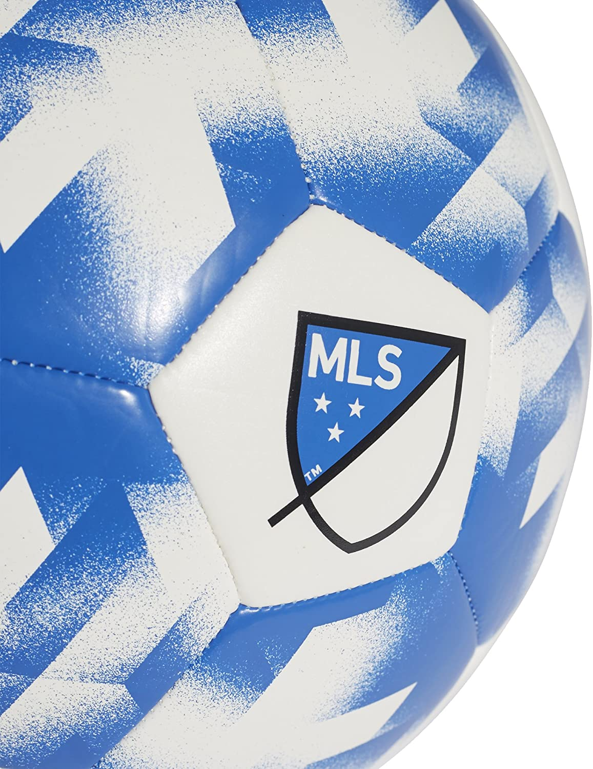 Blue MLS Montreal Impact Authentic Soccer Ball Size 4