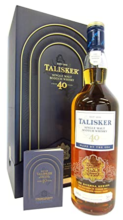 Talisker - The Bodega Series - 1978 40 year old Whisky