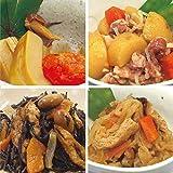 uchipac 人気和惣菜セット 国産素材・無添加・無菌・常温保存 賞味期限 260日 4種×各2個