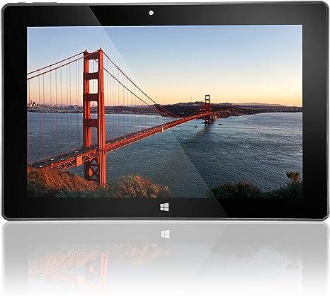 Amazon.com: Tableta PC de 10 pulgadas con Windows 10 Fusion5 ...