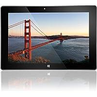 "10"" Windows 10 Fusion5 Ultra Slim Windows Tablet PC- (4GB RAM, 128GB Storage, USB 3.0, Intel, 5MP and 2MP Cameras, FWIN232 PRO Windows 10 S Tablet PC) (128GB)"