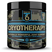 T6 Cryotherapy - Natural Joint Support Supplement | Arthritis Pain Relief, Anti...
