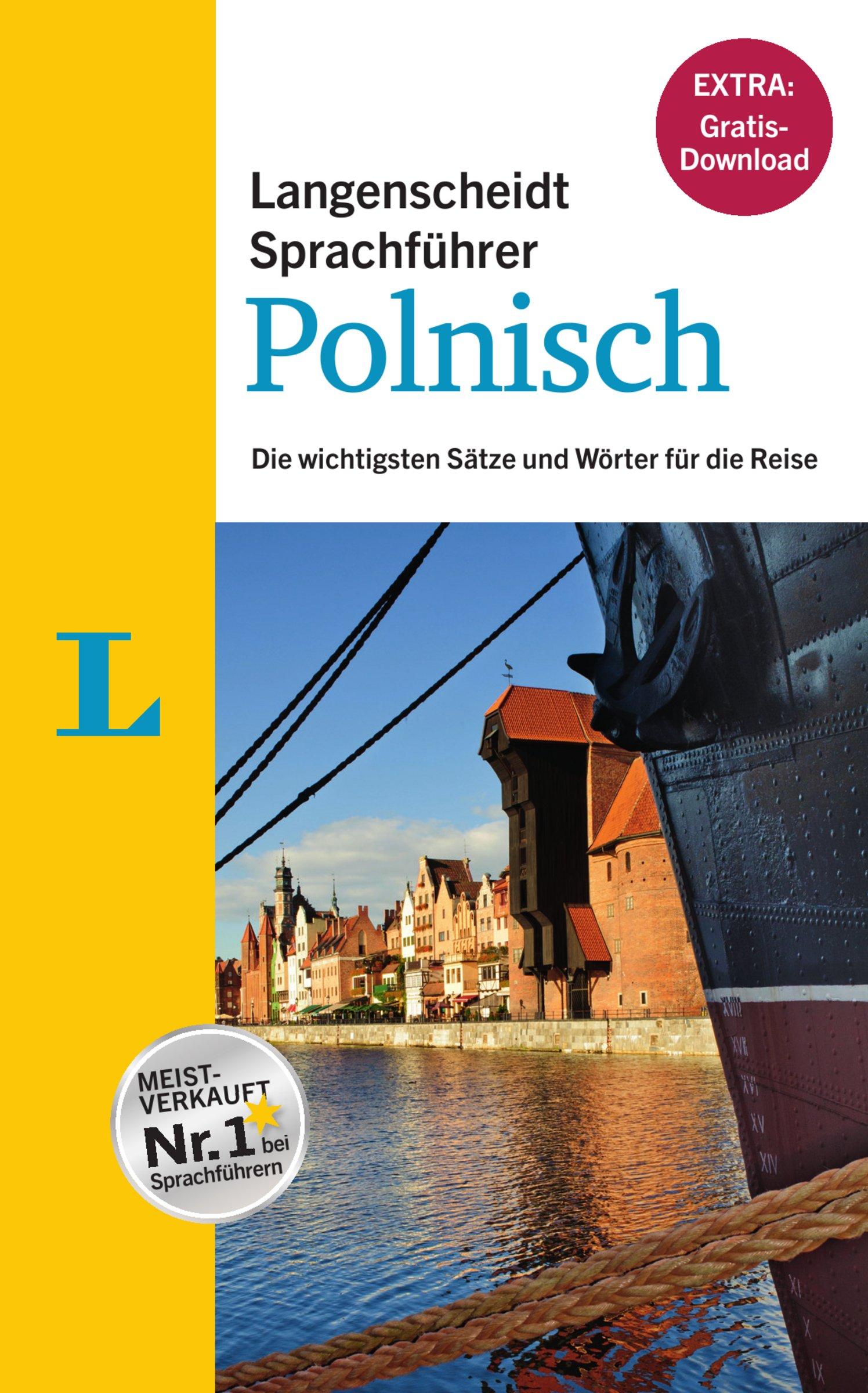 """Langenscheidt Sprachführer Polnisch - Buch inklusive E-Book zum Thema """"Essen & Trinken"""": Die wichtigsten Sätze und Wörter für die Reise"""