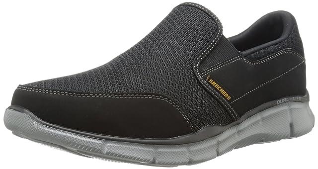 Skechers Equalizer Persistent de Color Negro/Gris