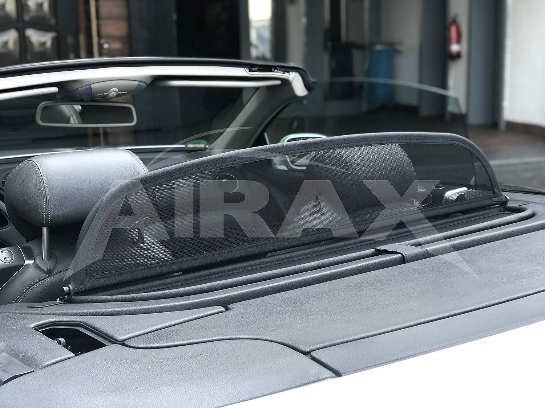 500 Airax Windschott f/ür SL R230 SL280 600 Windabweiser Windscherm Windstop Wind deflector d/éflecteur de vent 300 350