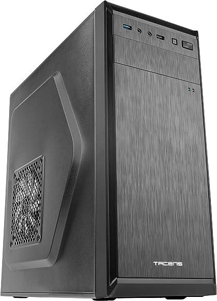 Tacens 2ALUIII, caja de PC, semitorre ATX, ventilador 12 cm ...