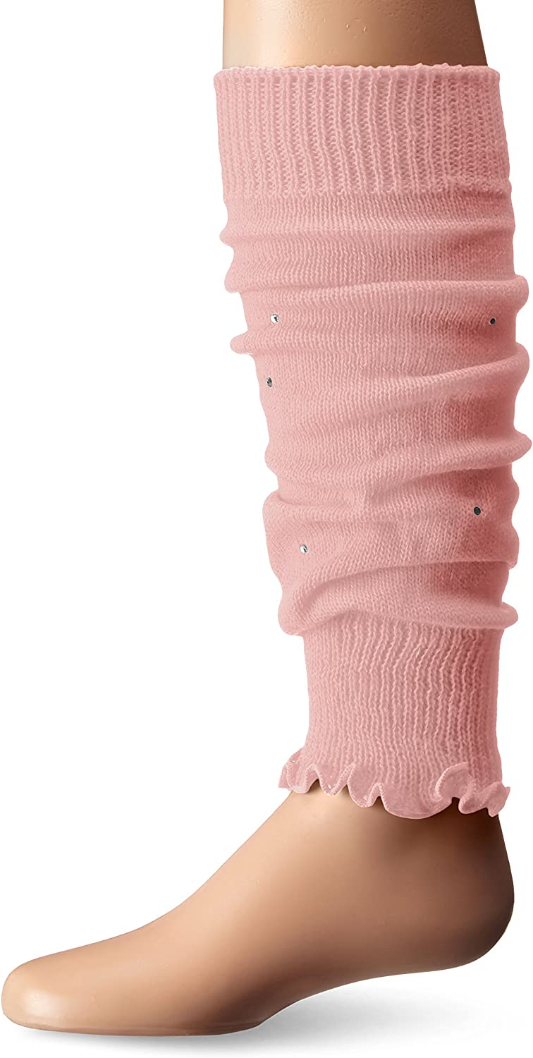 Jacques Moret Girls' Dance Basic Legwarmers: Clothing