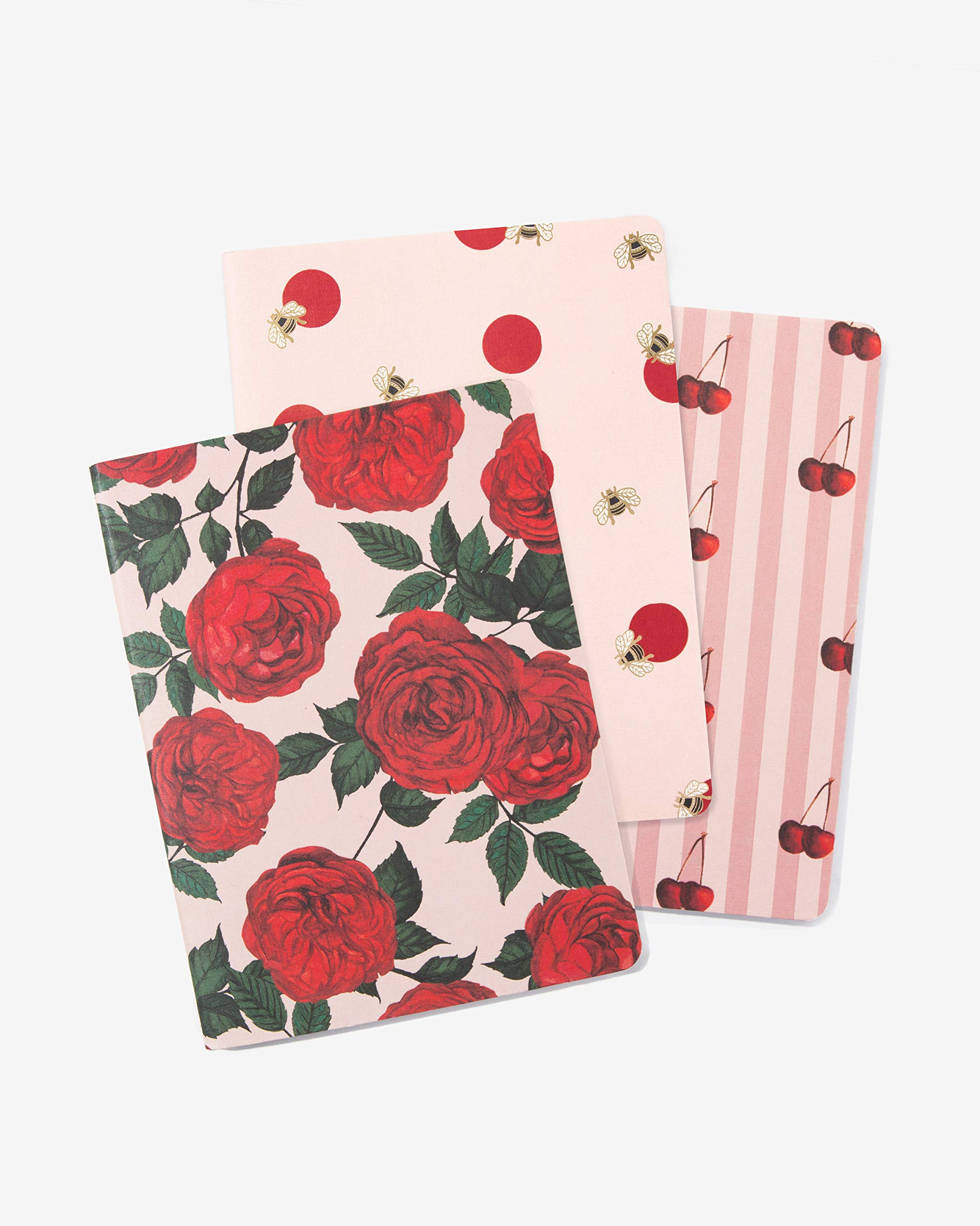 Sonix Stationery [3-Pack] Limited Edition Notebook Set - Amaretto