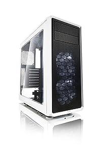 Fractal Design FD-CA-Focus-WT-W ATX Mid Tower Computer Case