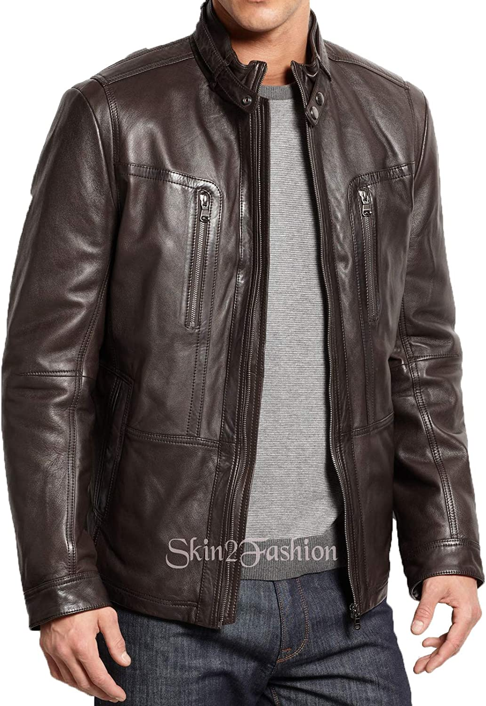 Skin2Fashion Mens Leather Jackets 117