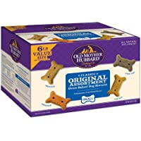 Deals on 6-Lb Old Mother Hubbard Classic Crunchy Natural Dog Treats