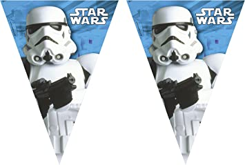 Amazon.com: Disney Classic Star Wars Stormtrooper Fiesta ...