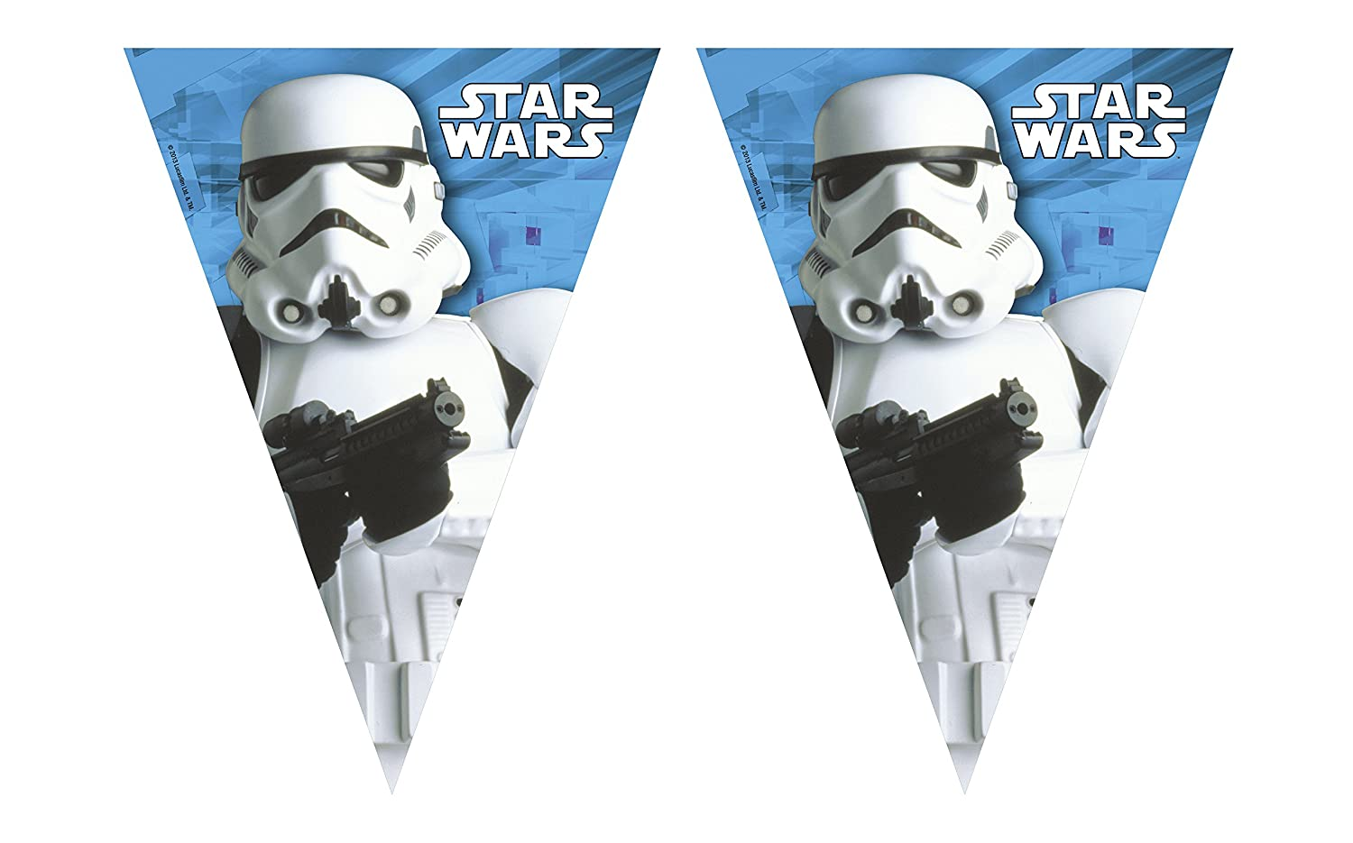Star Wars Unique Party 71981 - 2.3m Bunting Banner