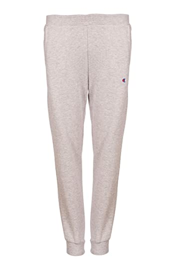 e910a56d5 Champion Boys Heritage Brushed Fleece Jogger Sweatpant (4, Heather Grey)