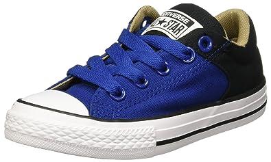 on sale c267c 56316 Converse Chucks children 651739C All Star High Street Blue ...
