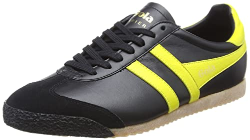 for whole family best deals on on feet images of Amazon.com | Gola Harrier 50 Leather Mens Classic Trainers ...