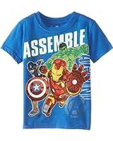 Marvel Boys' Age Of Ultron Short Sleeve T Shirt