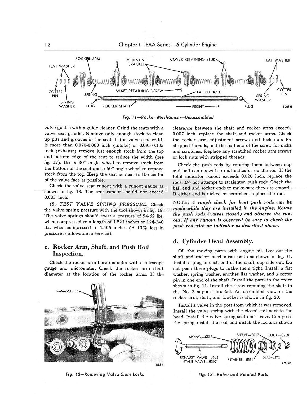 Bishko Automotive Literature 1952 1953 1954 Ford 8n Wiring Diagram Restoration And Repair Tips Fairlane T Bird Shop Service Manual Book Engine