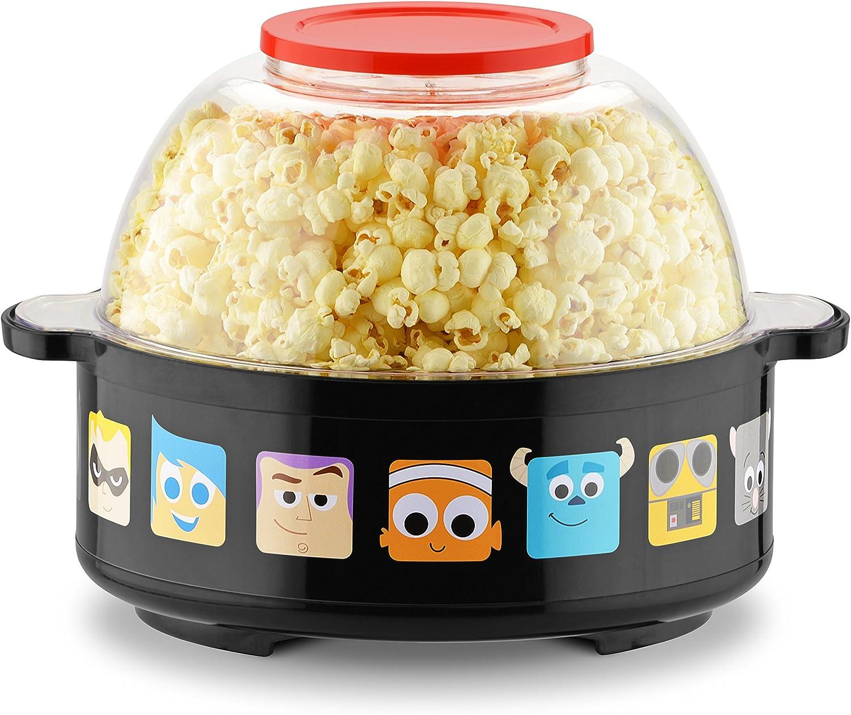 Disney DPX-16 Pixar Collection Stir Popcorn Popper