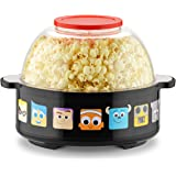 Disney DPX-16 Pixar Collection Stir Popcorn Popper, Black