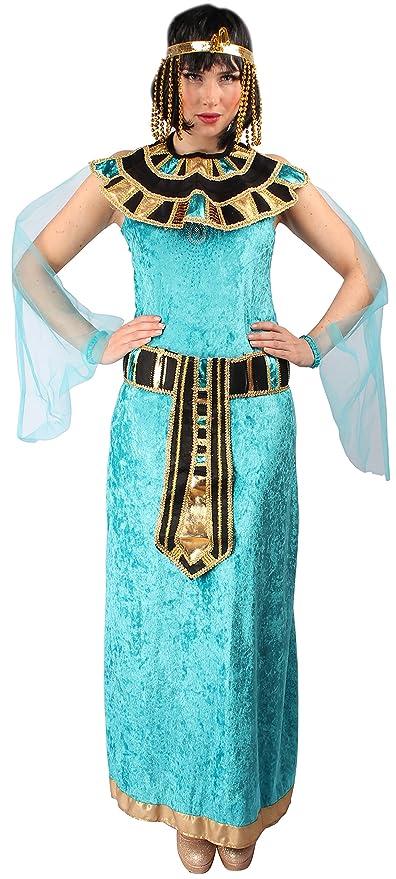 Kleopatra Kostum Karneval Agypten Fasching Pharaonin
