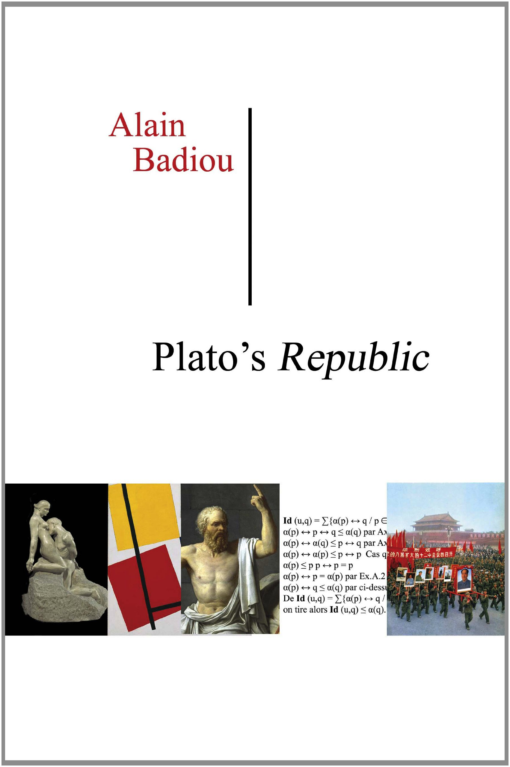 plato s republic a dialogue in sixteen chapters alain badiou plato s republic a dialogue in sixteen chapters alain badiou susan spitzer kenneth reinhard 9780231160162 com books